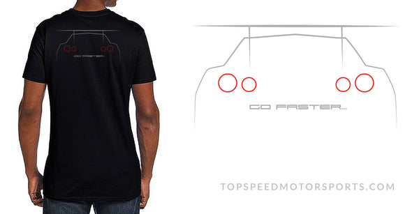 Go Faster Shirt - TopSpeed Motorsports