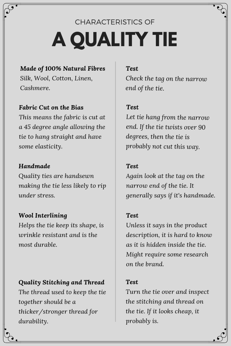 Best Quality Ties