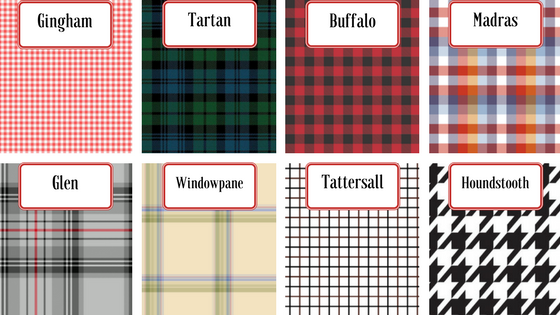 Tartan Vs Plaid Vs Gingham Plaid Vs Gingham Seamless Sea