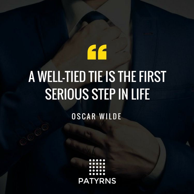 Quotes About Ties