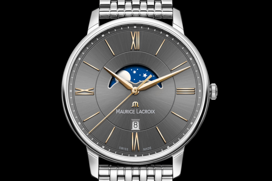 Maurice Lacroix Moonphase watch