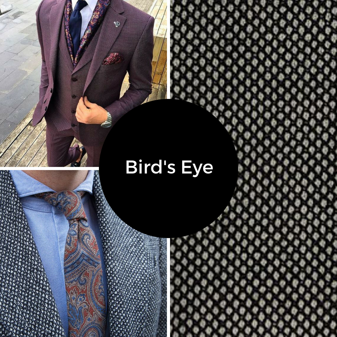 Bird's Eye Pattern