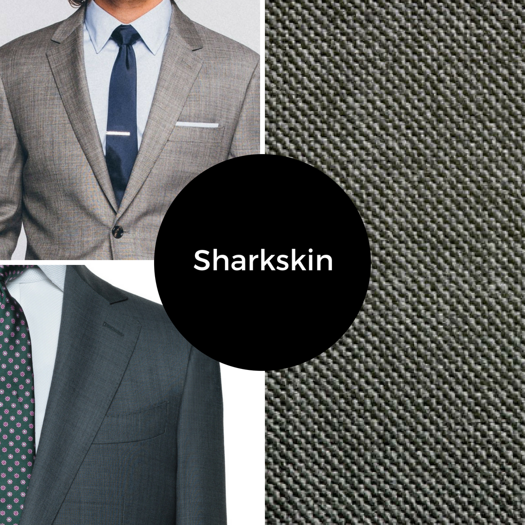 Sharkskin Pattern