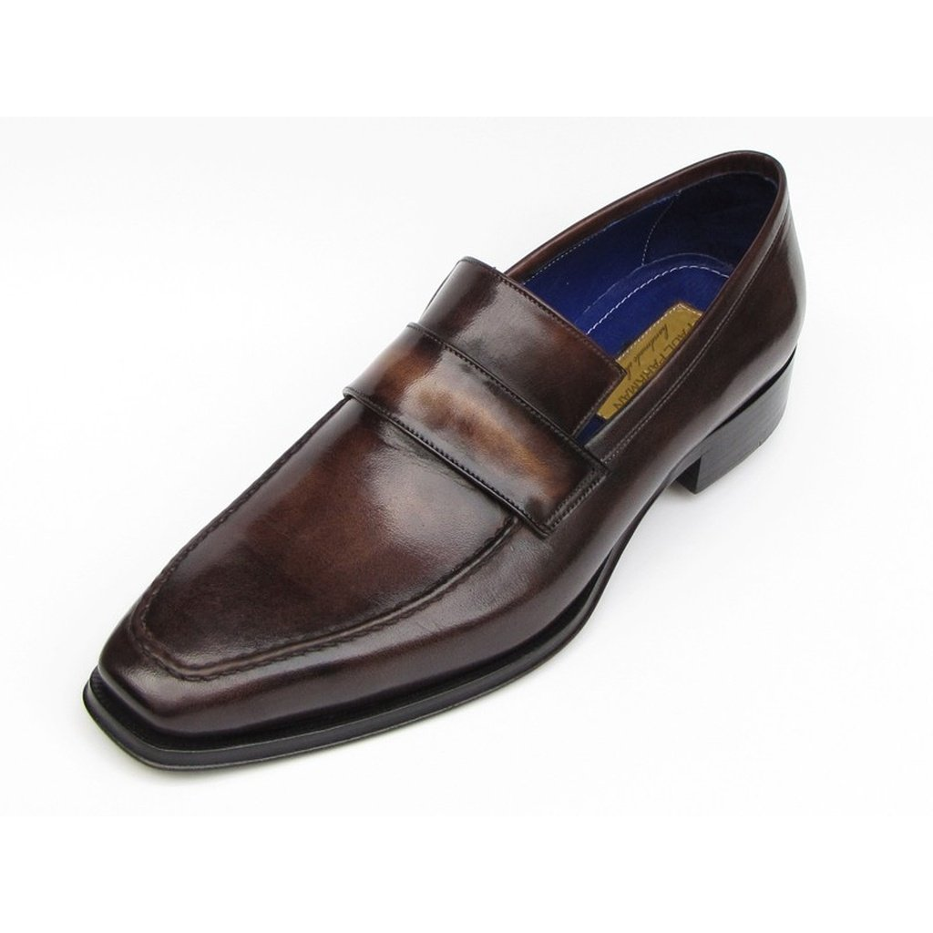 Men's Loafer Bronze Shoes