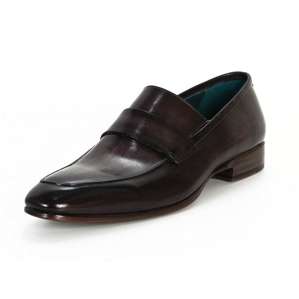 Men's Loafer Black & Gray