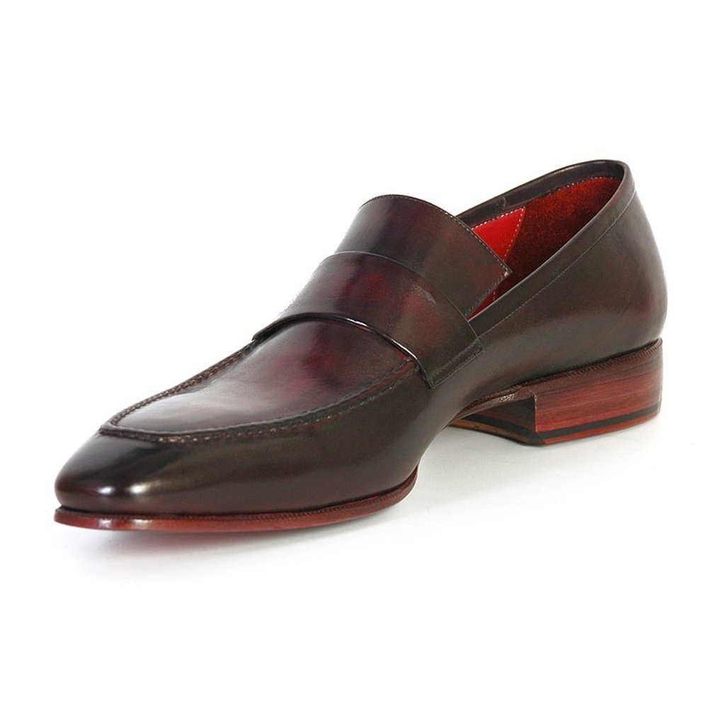 Men's Loafer Purple & Black
