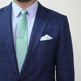 Light Green Pocket Square