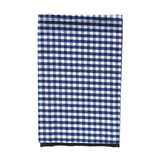 Navy Gingham Pocket Square - Patyrns