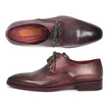 Men's Mixed Color Derby Shoes