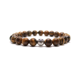 Men's Tiger Eye Bracelet - Patyrns