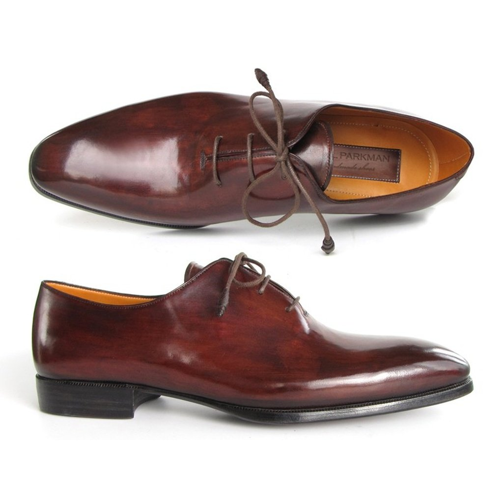 Men's Oxford Dress Shoes Brown & Bordeaux