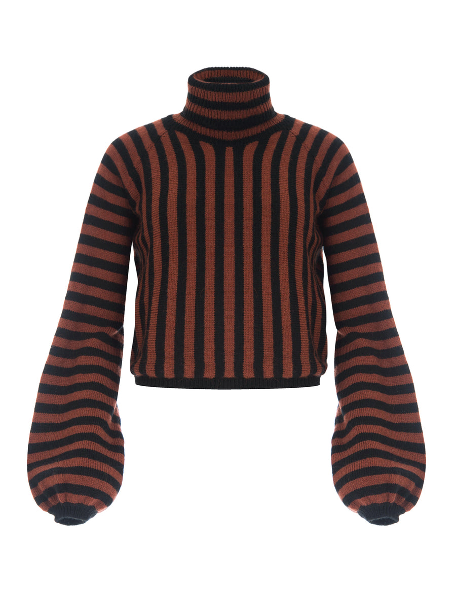 Tassel Jumper Stripes