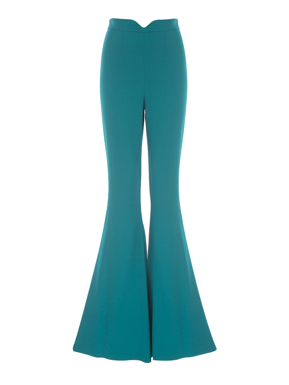 Rose Trousers Sea Green
