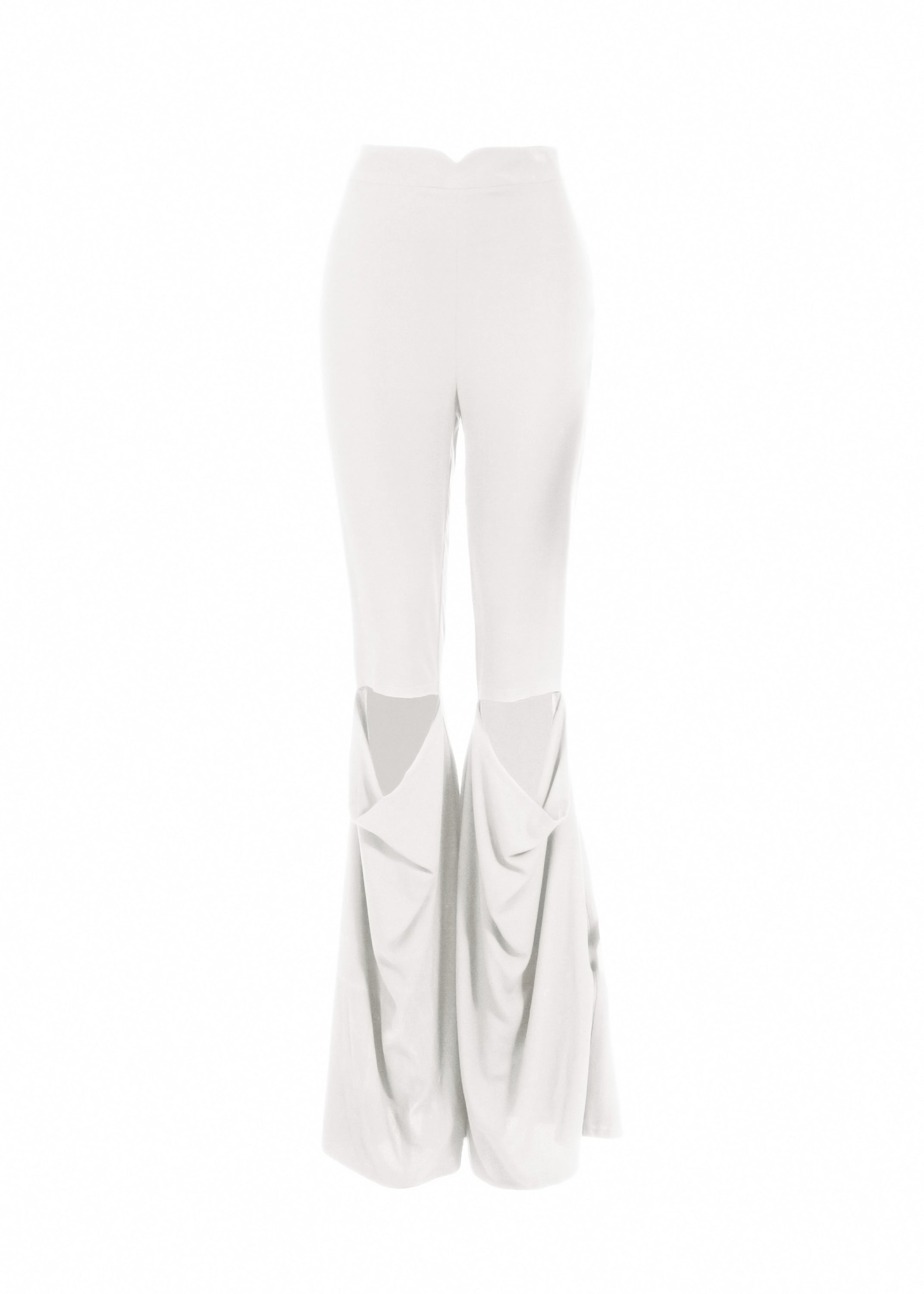 Troia Trousers White