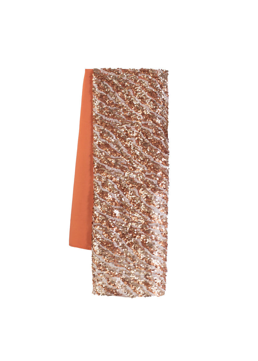 Wind Scarf Sequins