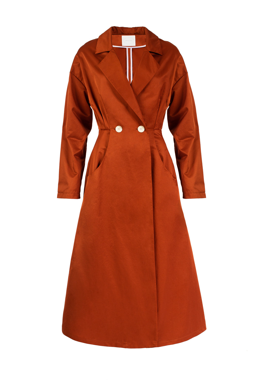 Lira Coat Copper