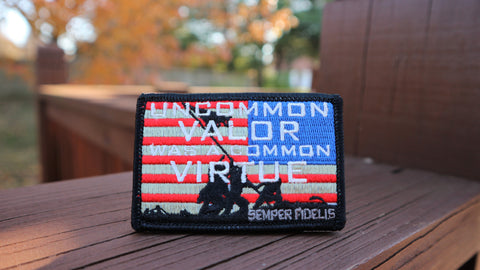 Uncommon Valor Patch
