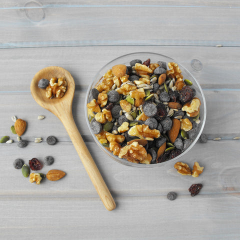 Raw Energy Trail Mix Blend