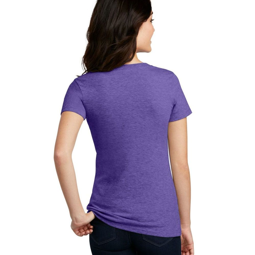 """Camp Michigan"" Women's V-Neck"
