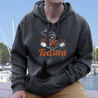 """Michigan Toasted"" Men's Tailgate Hoodie"