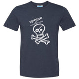 Fresh Coast Pirate Youth T-shirt Navy