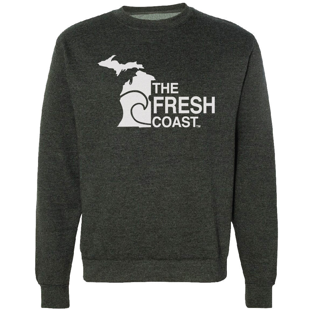 The Michigan Fresh Coast Unisex Crew Sweatshirt