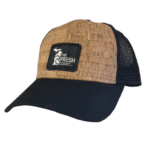 Michigan Fresh Coast Cork Baseball Cap