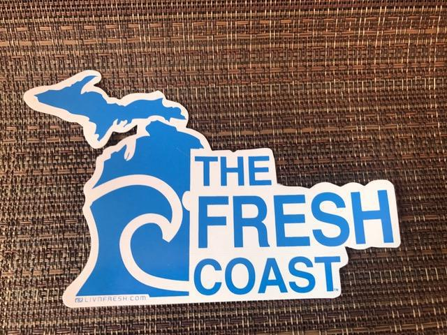 Fresh Coast Decal