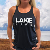 Coast to Coast Lake Life Women's Flowy Tank Top