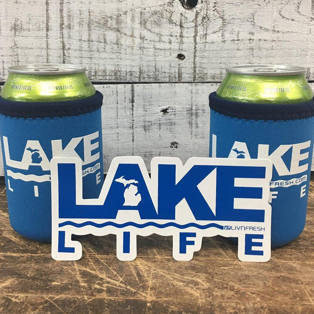 Michigan Lake Life Accessory Package