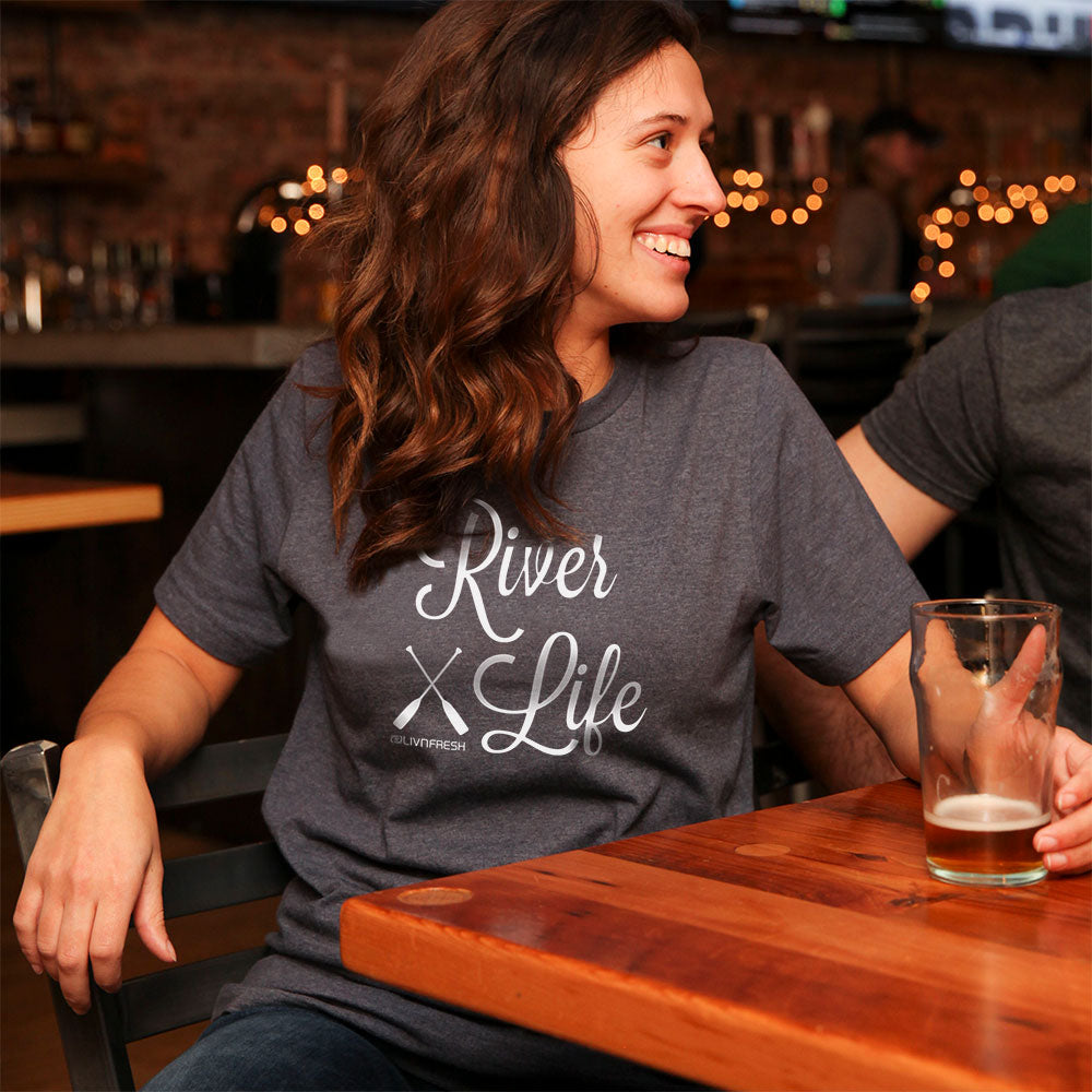 River Life Men's T-Shirt