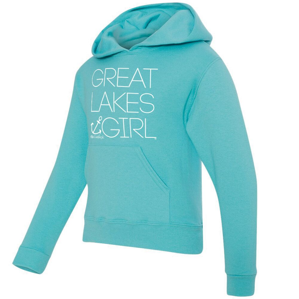 Great Lakes Girl Youth Hoodie