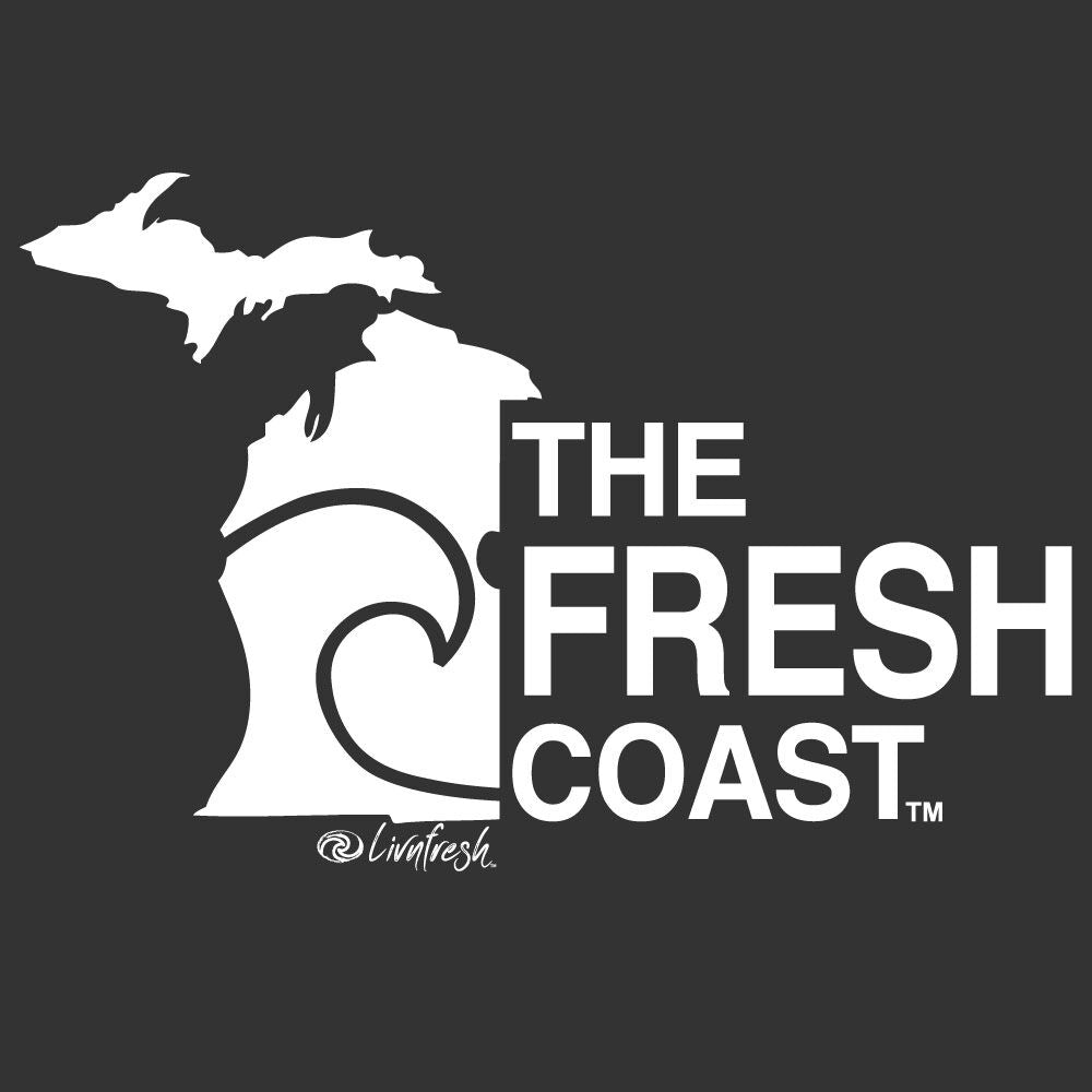 """Michigan Fresh Coast"" Youth T-Shirt"
