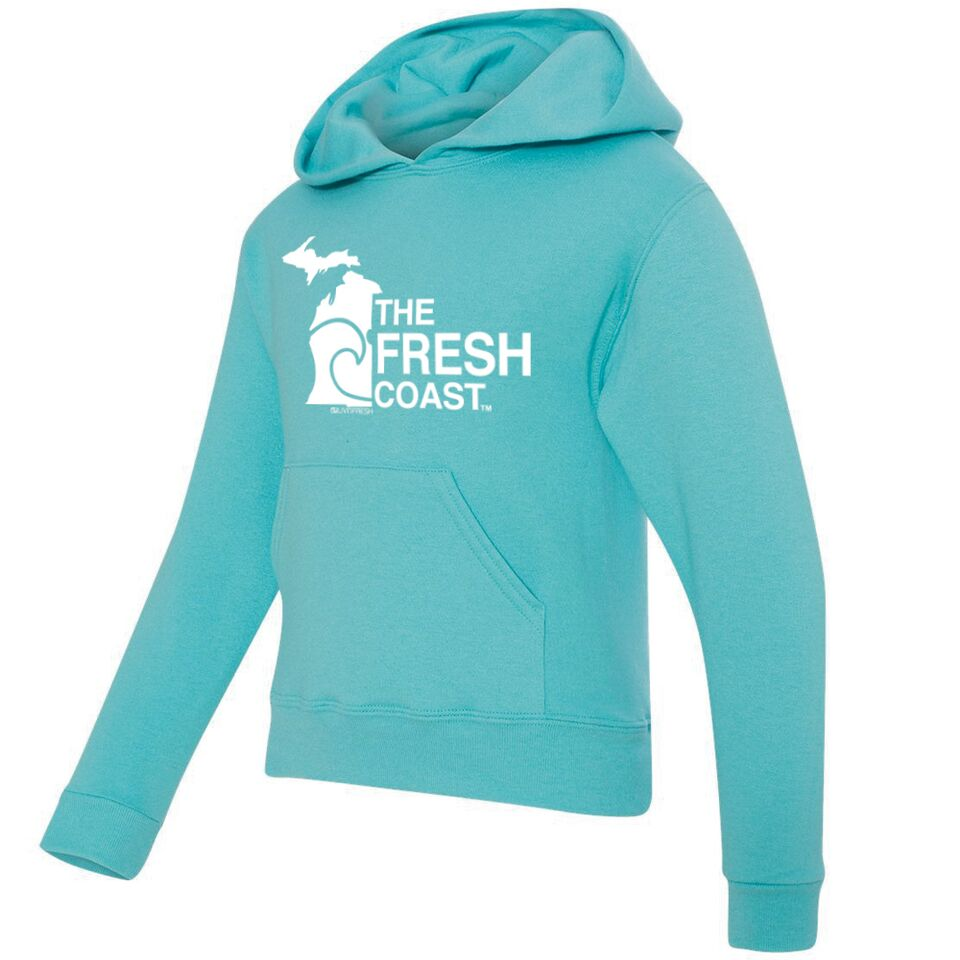 Michigan Fresh Coast Youth Hoodies