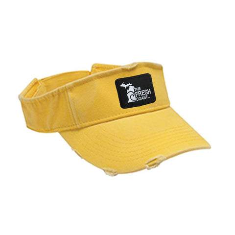"""Michigan Fresh Coast"" Visor"