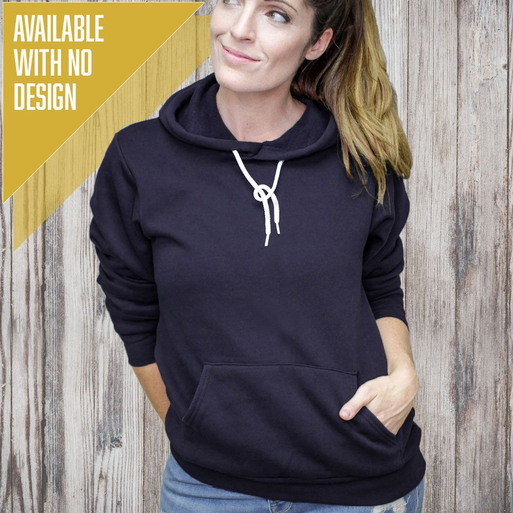 """Livn Simply"" Boyfriend Angel Fleece Hoodie"