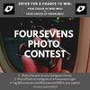 Foursevens Photo Contest