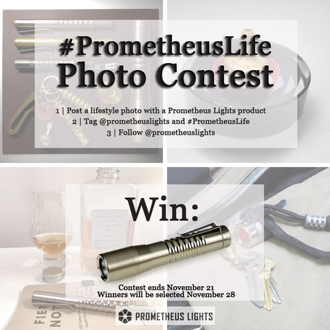 PrometheusLife Photo Contest