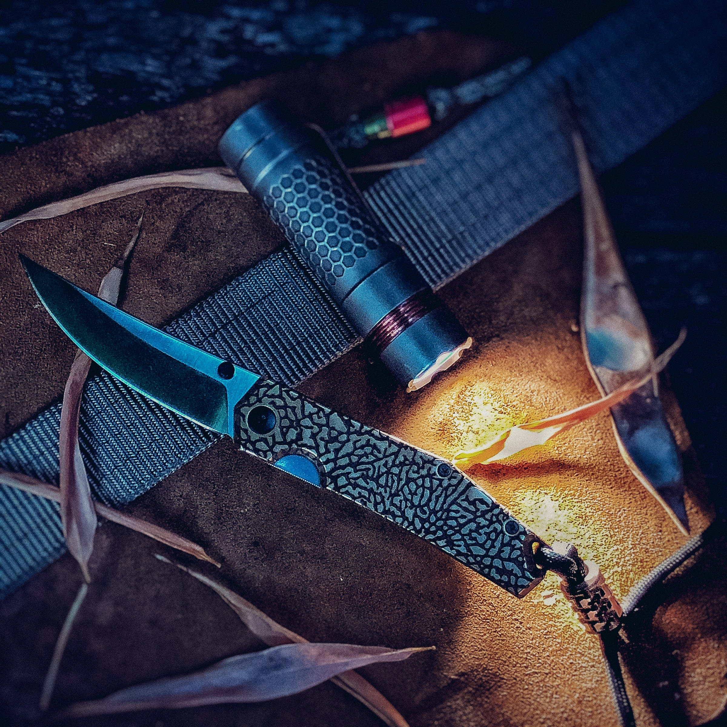 Prometheus Edition: GiantMouse Clyde Pocket Knife