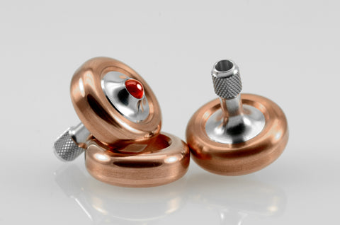 Lambda Two Piece (Aluminum & Copper)