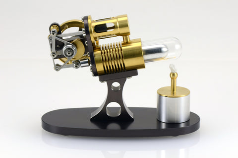 Kontax Nano-Cannon Stirling Engine