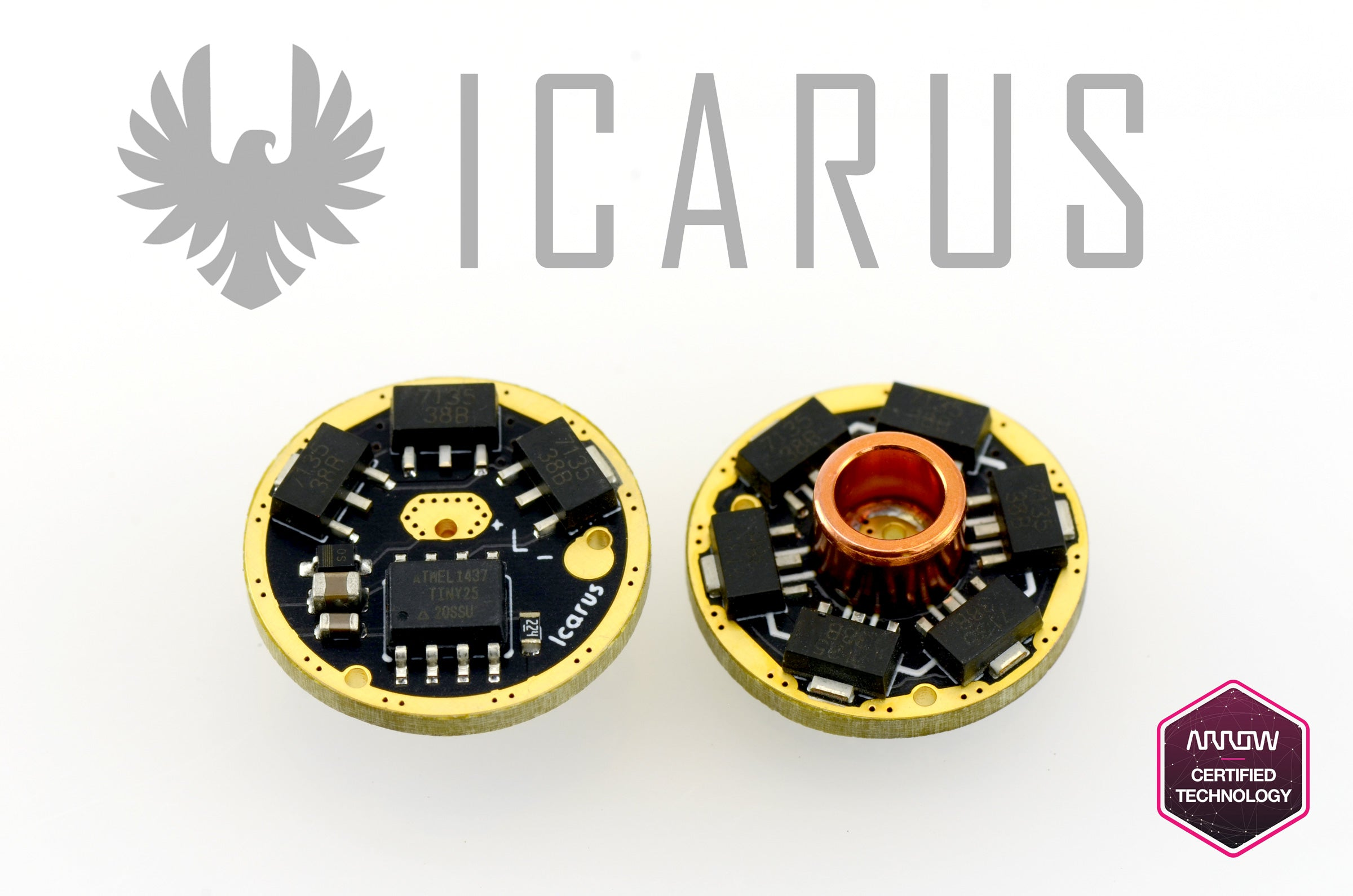 Icarus 3.4A LED Driver
