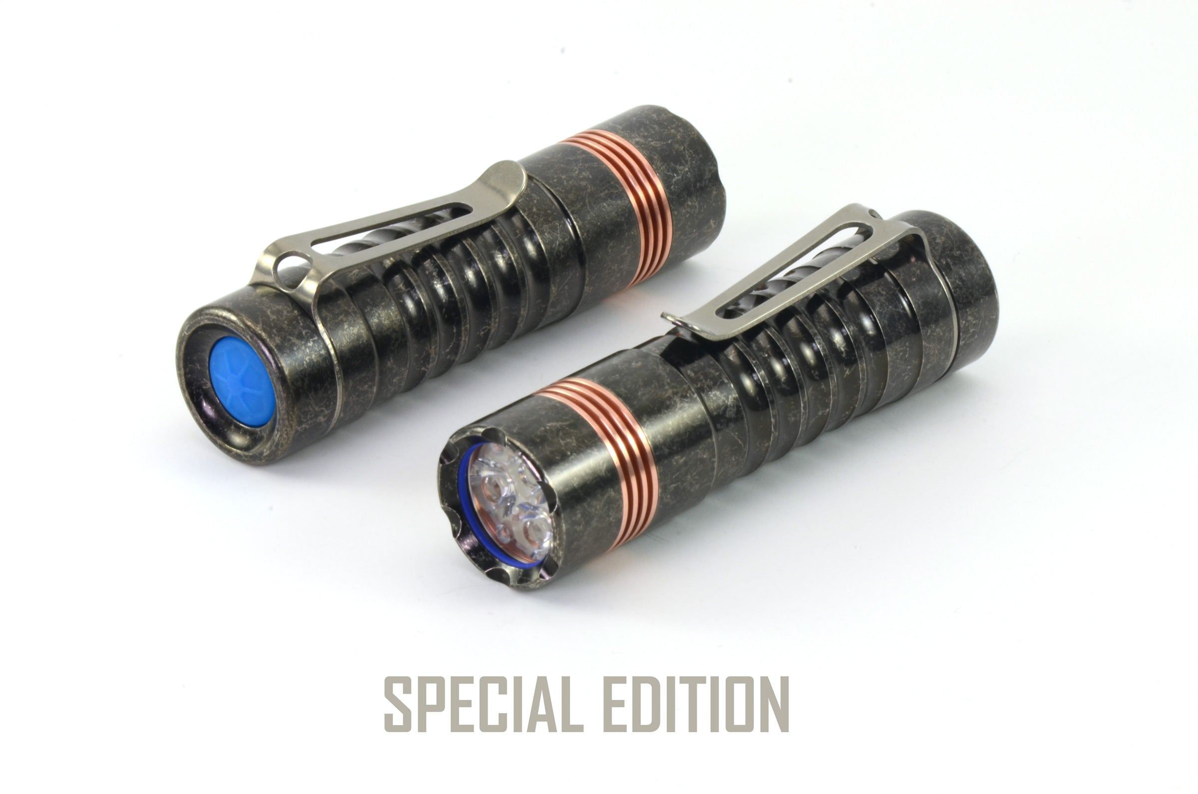 Delta Flashlight Special Editions