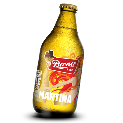 BERNER MARTINA STRONG 10.5º 24 BOTELLAS