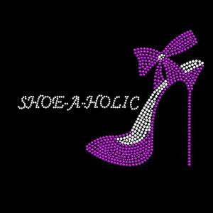 Bling! Shoe-A-Holic Shirt