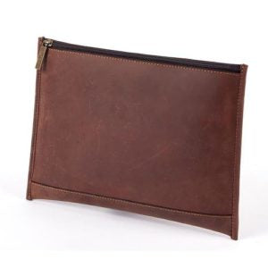 Rustic Leather Pouch