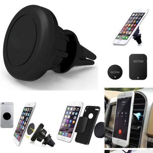 Air Vent Clamp Magnetic Phone Mount