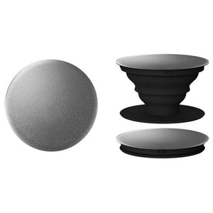PopSockets Aluminum PopGrip - Space Gray