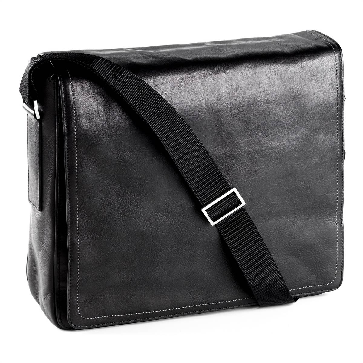 Tuscan Square Messenger Bag