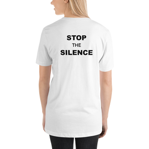 Stop The Silence Unisex T-Shirt